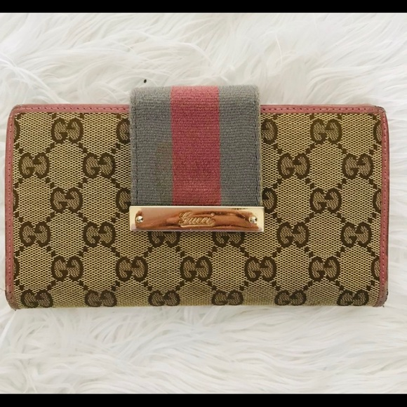 d8169c248479 Gucci Bags | Authentic Womens Wallet | Poshmark